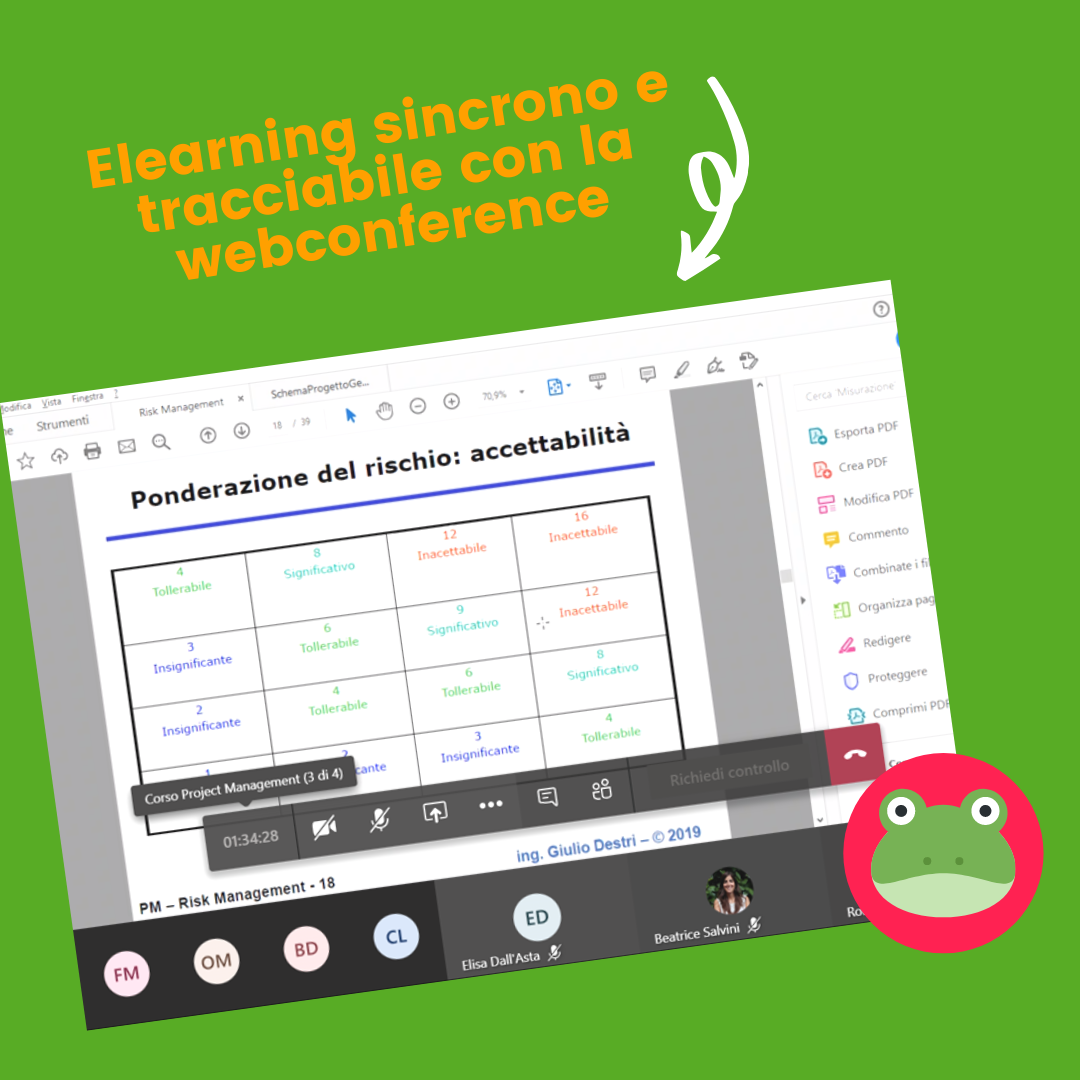 elearning webconference